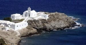 Oι θρύλοι και οι παραδόσεις για την μονή της Παναγίας της Χρυσοπηγής