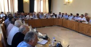 Τα αιτήματα του δήμου Χανίων προς τον Χ.Σπίρτζη