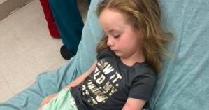 Τσιμπούρι τσίμπησε πεντάχρονη και παρέλυσε