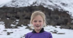 Μια 7χρονη η νεότερη που ανέβηκε στο όρος Κιλιμάντζαρο