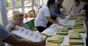 Με 57,02% προηγείται ο Ρ.Τ. Ερντογάν, στο 40% των ψήφων