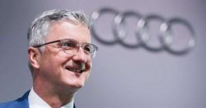 Συνελήφθη ο Διευθύνων Σύμβουλος της Audi Rupert Stadler