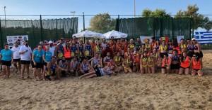 Ολοκληρώθηκε το 1ο τουρνουά Beach Handball