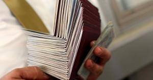 Ρουτίνα... οι συλλήψεις με πλαστά διαβατήρια στο