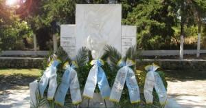 Τελετή μνήμης για τους εκτελεσθέντες Περβολιανούς κατά τη Μάχη της Κρήτης