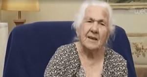 Μνήμες και αφηγήσεις από την αιωνόβια Μικρασιάτισσα της Κρήτης