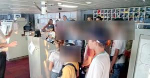Η εκπαιδευτική εκδρομή του 7ου δημοτικού σχολείου Χανίων στην Αθήνα
