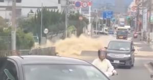 Ισχυρός σεισμός με νεκρούς στην Οσάκα της Ιαπωνίας