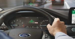 Με τεχνολογία μαχητικού αεροσκάφους το Ford Focus