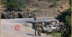 Tραυματίστηκαν πέντε στρατιώτες της ΕΛΔΥΚ κατά τη διάρκεια άσκησης (φωτο)
