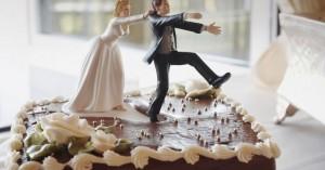 Η επεισοδιακή εμφάνιση στον γάμο του αγαπημένου της θα μείνει αξέχαστη