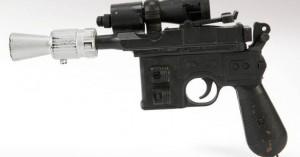 Πόσο «έπιασε» το πιστόλι λέιζερ του Χαν Σόλο