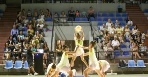 Η γιορτή ρυθμικής γυμναστικής του ΟΑΧ
