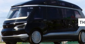 Το πρώτο ηλεκτροκίνητο mini bus χωρίς οδηγό είναι γεγονός