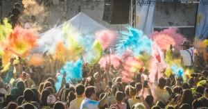 Ολοκληρώθηκε το ταξίδι του Holi Fest στην Κρήτη - Ραντεβού για το 2019