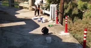 Έργα βελτίωσης της καθημερινότητας στο Καβροχώρι (φωτο)