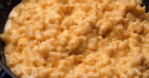Mac & cheese με κουνουπίδι