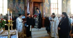 Αρχιερατικό μνημόσυνο του Αρχιμανδρίτου του Θεόφιλου Μανδελενάκη