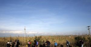 Μετανάστες χωρίς χαρτιά εντοπίστηκαν να περπατούν στην Εγνατία οδό