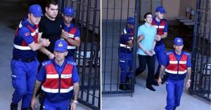 Οι Τούρκοι «βλέπουν» δόλο στους δύο Έλληνες στρατιωτικούς
