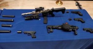 Στοιχεία σοκ: Στα χέρια πολιτών το 85% των όπλων στον πλανήτη