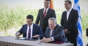 Δικηγόροι ξεψαχνίζουν τη συμφωνία με τα Σκόπια