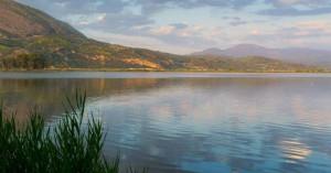 Λίμνη Καϊάφα, μια μικρή πινελιά γαλάζιου στην Ηλεία