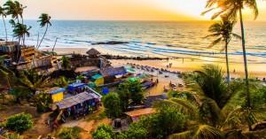 Χίπις και εξωτικές παραλίες στο μικροσκοπικό κομμάτι της Ινδίας