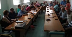 Σύσκεψη για την αντιμετώπιση της λειψυδρίας στο Λασίθι
