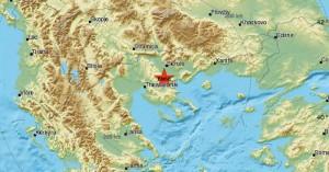 Σεισμική δόνηση έγινε αισθητή στην Θεσσαλονίκη