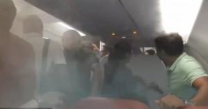 Πιλότος «έπνιξε» τους επιβάτες με το air condition