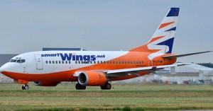 Κρήτη: Αεροσκάφος της SmartWings «χτύπησε» στο διάδρομο προσγείωσης (φωτο)