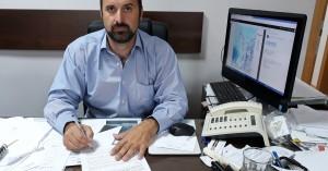 Υπεγράφη το έργο για τη μετατόπιση δικτύων ύδρευσης στα Τοπόλια