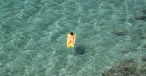 Κρήτη: Κινδύνευσε να πνιγεί στη θάλασσα λόγω των ανέμων