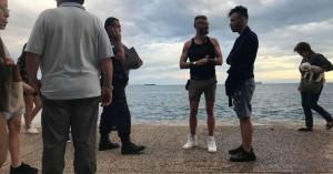 Πέταξαν στο Θερμαϊκό δύο ομοφυλόφιλους που πήγαιναν στο Thessaloniki Pride