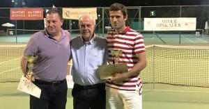 Ο Δήμαρχος Ηρακλείου στο 5ο Τουρνουά Τένις του Δήμου