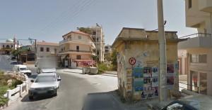 Κατεδαφίζουν σήμερα ετοιμόρροπο υποσταθμό της ΔΕΗ από την οδό Χαλέπας