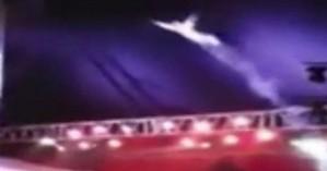 Τρομακτικό ατύχημα σε τσίρκο: Ο «άνθρωπος-οβίδα» κατέληξε πάνω στους θεατές