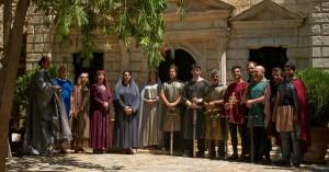 H «Αροδαφνούσα» του Καλογεράκη από την θεατρική ομάδα της Μητρόπολης