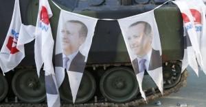 Ερντογάν:Δεν θα ξεχάσουμε τη 15η Ιουλίου και δεν θα επιτρέψουμε να ξεχαστεί
