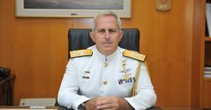 Επιστρέφει στα καθήκοντά του ο Κρητικός αρχηγός ΓΕΕΘΑ, ναύαρχος Αποστολάκης