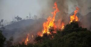 Συναγερμός από φωτιά στην Κίσαμο