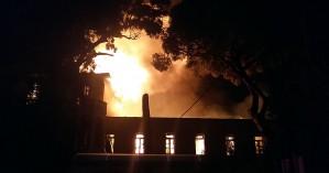 Στη Βουλή η καταστροφή του Πολεμικού Μουσείου Χανίων