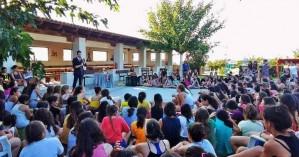 Ολοκληρώθηκε η πρώτη κατασκηνωτική περίοδος στον Καλαθά του δήμου Χανίων