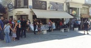 Μετρημένα τα ανοιχτά καταστήματα στα Χανιά