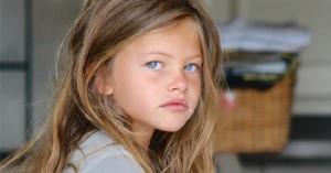 Το «πιο όμορφο κορίτσι στον κόσμο» μεγάλωσε και είναι ήδη top model