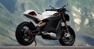 Η ηλεκτρική χειροποίητη μοτοσικλέτα των 40.000 δολαρίων