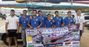 Η αποστολή του ΝΟΧ για το Πανελλήνιο Σπριντ