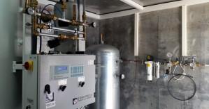 Στην τελική ευθεία η εγκατάσταση παραγωγής οξυγόνου στο νοσοκομείο Χανίων