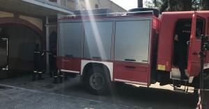 Ηράκλειο: Φωτιά σε διαμέρισμα!